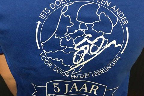 Donderdag: Richting Lelystad voor de aftrap van Flevoland Fietst tegen Kanker. Mijn jongste dochter gaat daar aan mee doen. hoe stoer is dat!