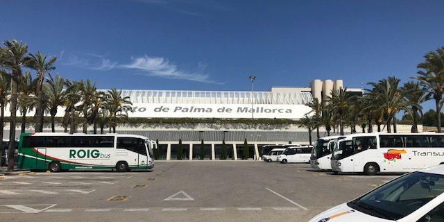 mallorca-vliegveld